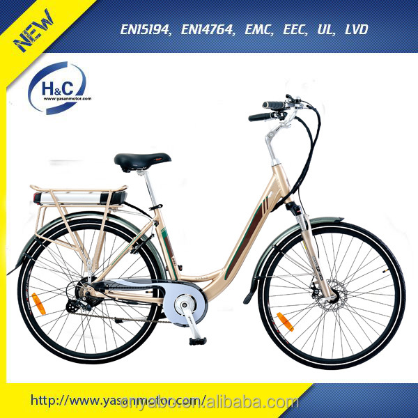 2017 new E-bike el bike for hot sale