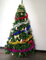 210cm christmas decoration tree