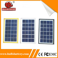 Low price mini 12v per watt polycrystalline silicon solar panel with long life