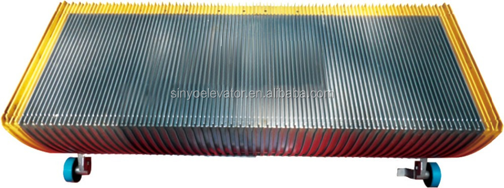 Aluminum Step for Fujitec Escalator