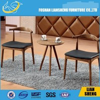 Simple/modern style furniture/solid wood chair/black walnut/dining chair/2 type
