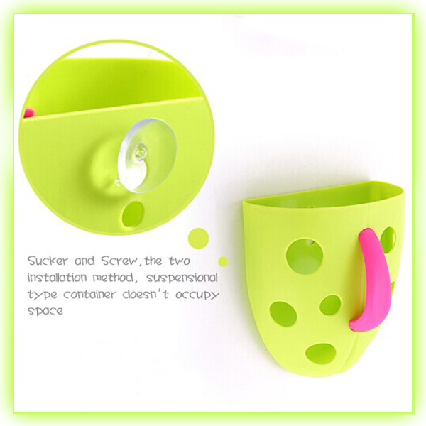 Babies love it! Special shaped plastic toy storage units
