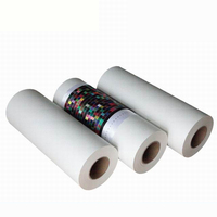specialized suppliers sticker sublimation paper/100gsm sticky sublimation paper