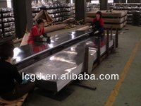 Galvanized Aluminum Roof / Colorful Stone Coated Steel Roof Sheet