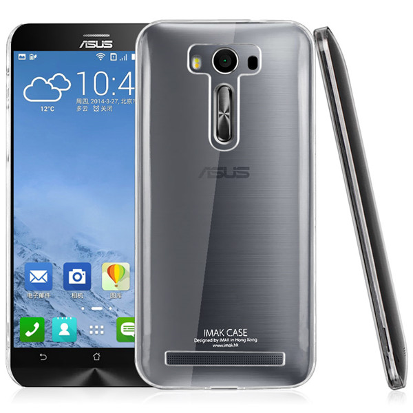 Imak Air II Crystal Mobile Phone Case for Asus Zenfone 2 Laser 5.0 ZE500KL