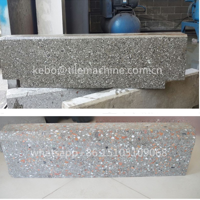 Curb stone Kerbstone making machine