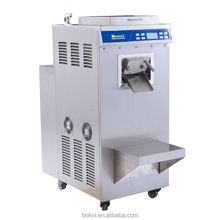 2017 Italy fashion hard ice cream machine/batch freezer/gelato making machine with great taste