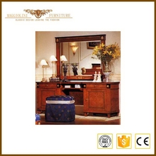 Top Quality economic bedroom furniture antique hand carved