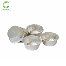 Customized supplier silver aluminum foil tray in oven can be used in microwave