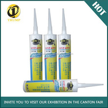 JBS-6000 super acetoxy silicone sealant with non-poisonous