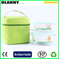 food grade fashion summer poly bag non woven cooler bag