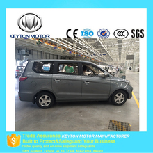 Keyton SUV Safe and Comfortable with 7 or 8 seats for passenger/Cheap well quality