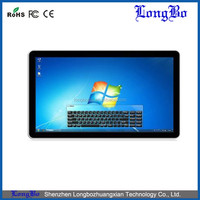 2016 china 22 inch high quality latest touch all-in-ones pc desktop computer models