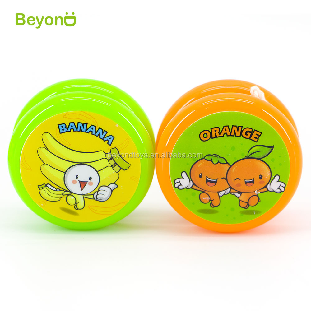 2017 Hot Selling Promotional Cheap free yoyo with light