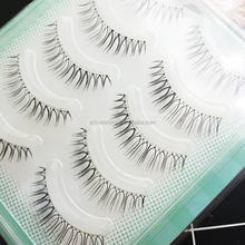 Wholesale Price Colorful Natural False Eyelashes Handmade Fake Eye Lashes