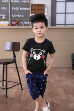 wholesale baby clothes new design high quality fashion cutton pattern baby boys t shirts