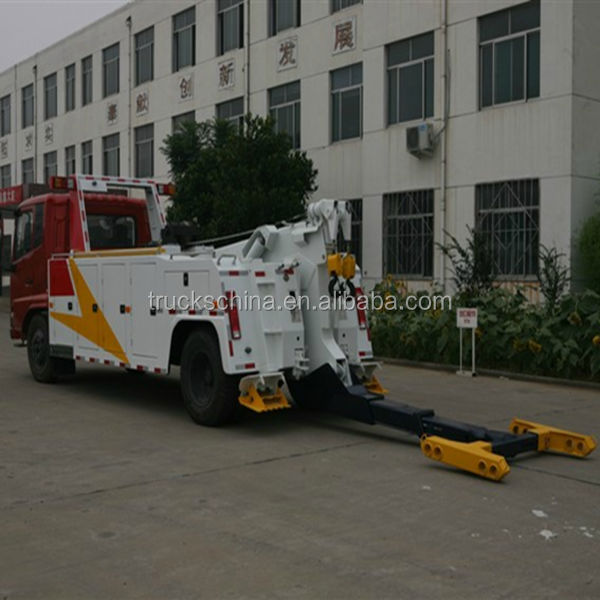 CNHTC Sinotruck Howo Road Wrecker Tow Truck For Sale