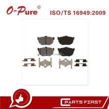 Brake Pads 44060-08E91 for Hyundai Coupe Elantra Lantra Car Parts Rear