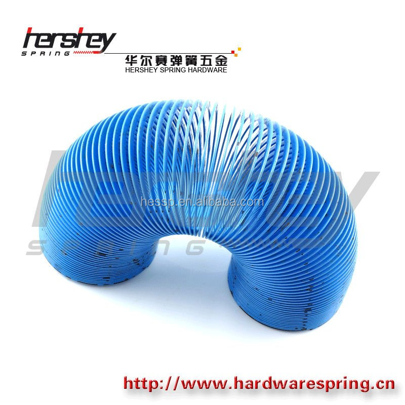 2014 new design plastic springs for crafts factory in china