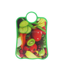 Kitchen equipment trendy style function of cutting board pp