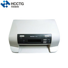 Low Cost RS232C + Parallel + USB Brand-New / Second-hand Nantian PR9 Passbook Printer For Bankbook