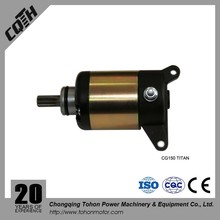 Motorcycle Starter Motor for CG150 TITAN