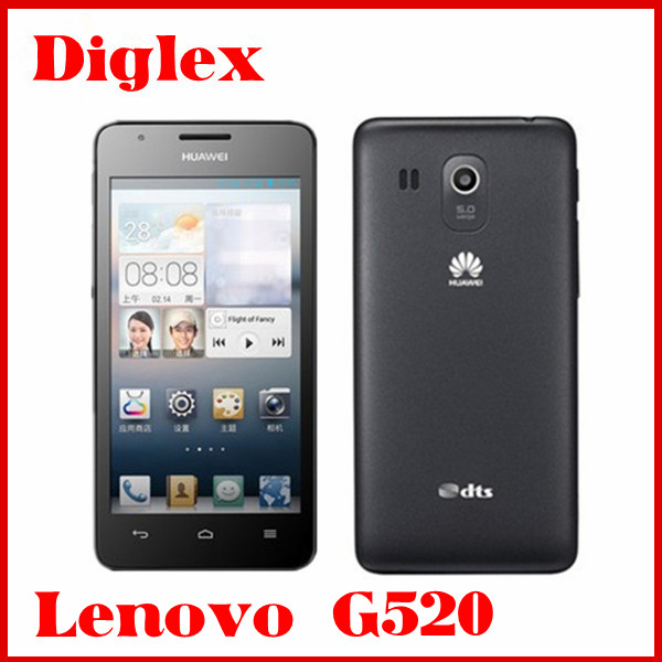 Super cheap wholesale price huawei mobile phone G520 dual sim card Qualcomm MSM8225Q gps wifi wcdma