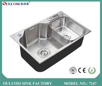 luxury series kitchen sink drain parts 7247