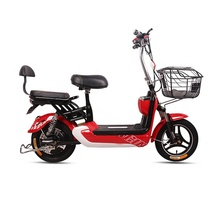 2019 China Best Brand Moped 48v 350w Electric Bicycle 14 Inch Cheap Price Ebike