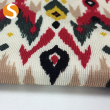 Rayon span jersey wholesale african wax print fabric