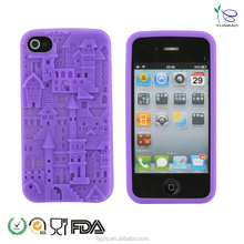 high quality silicone hand phone covers for mobile accessories