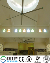 OPT 24 ft(7.3m) HVLS big electric fan for church