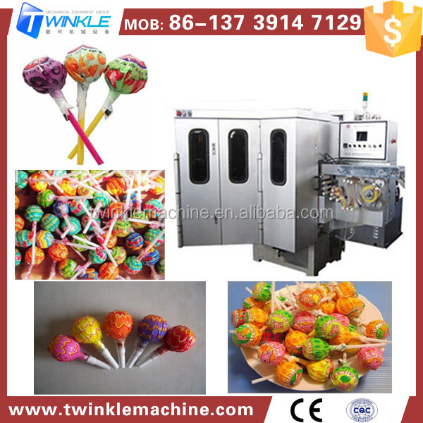 2014 Hot Selling Products New Cheap Single Twist Ball Lollipop Packing Machine