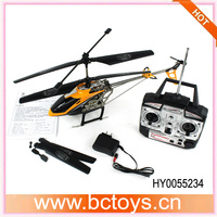 metal 3.5ch song yang toys rc helicopter with gyro HY0055234
