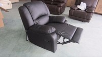 Closeout deals very cheap furniture recliner single sofa