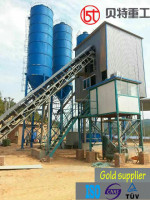HLS120 Concrete Mixing Station