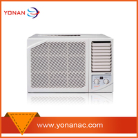 R410a Gas Europe EER 1 Ton Window Air Conditioner