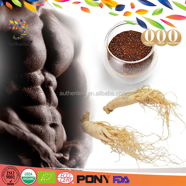 EU Standard Ginseng Tea Extract With Customized Package.