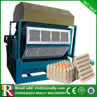 2015 hot sale paper egg tray machine for paper mill