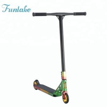 Chinese scooter high quality custom logo manufacturers brand new wholesale two wheel light weight mini foot stunt scooter