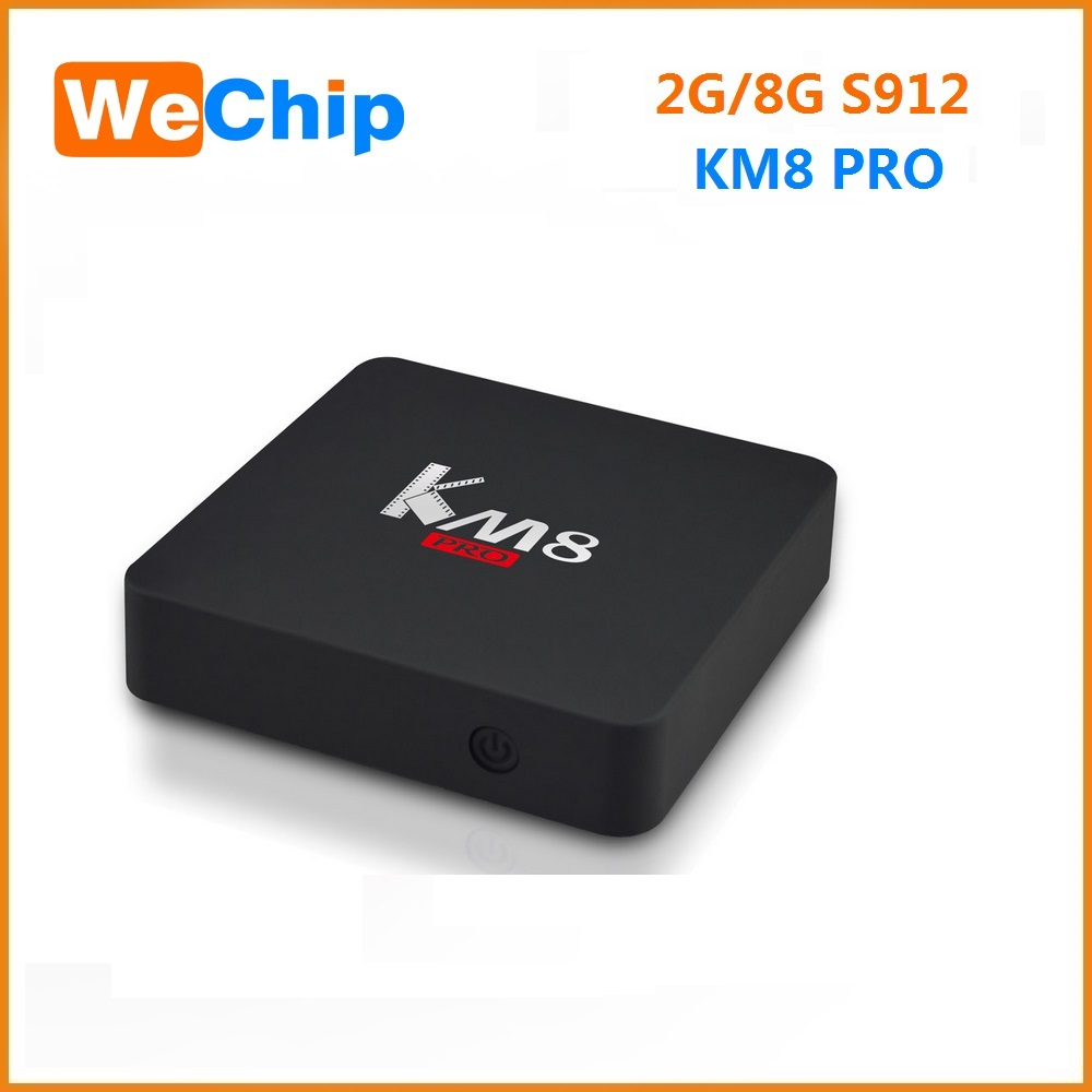 Install google play store android tv box KM8 PRO android 6.0 marshmallow tv box Smart Media Player