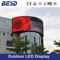 outdoor full color led display ip65 fixed install led advertising billboard