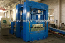 sheet metal straightening machine/straightener