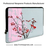 Your Best Choice Promotional Custom Made Neoprene Laptop Sleeve 15 inch