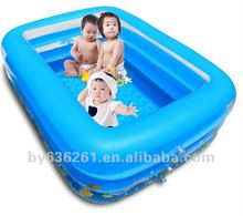 Rectangular Flooring Around Swimming Pool/Inflatable Toy