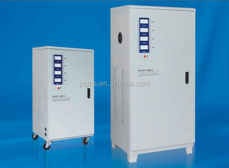 voltage stabilizer AVR 3 phase stabiliser
