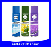 Alcohol/Water based Spray Cap Air Freshener Jasmine Flowers