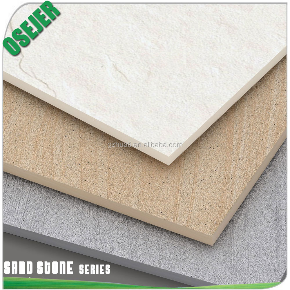 High quality non slip full body porcelain anti-static floor tile sand stone tile
