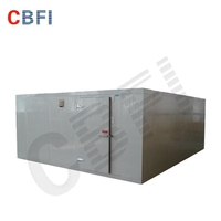 PU insulation Cold Room with fire coated
