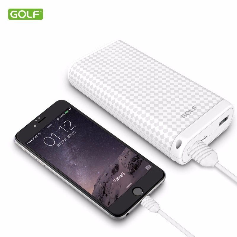shenzhen factory OEM logo portable charger mobile power bank 20000mah